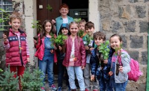 TEMA Vakfı doğa eğitimi kampanyasına destek istedi