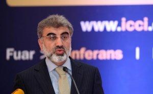 ICCI 2013 Enerji Fuarı`nı Taner Yıldız açacak
