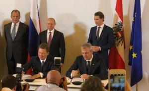 OMV ve Gazprom doğal gaz anlaşmasını uzattı