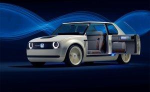 Honda Urban EV 2019'da yola çıkacak