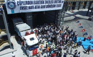Eskişehir Belediyesi çöpten 11.2 MW'lık elektrik üretecek