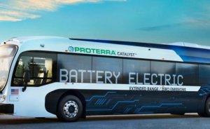 2040'ta otobüslerin yüzde 80'i elektrikli olacak