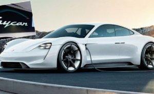 Porsche'nin ilk elektrikli aracı Taycan geliyor!