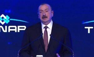Aliyev: Güney Gaz Koridoru bir enerji güvenliği projesi