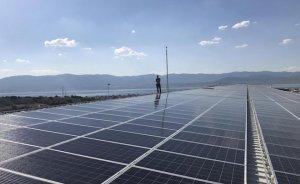 Burdur Belediyesi çatı GES tamamlandı