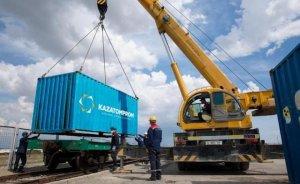 Kazakistan İsveç'e ilk uranyum ihracatını gerçekleştirdi