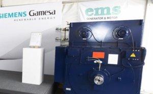Siemens Gamesa EMS Electronics'in jeneratörlerini kullanacak