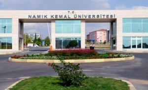 Namık Kemal Üniversitesi çevreci doçent alacak