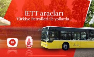İETT'nin akaryakıtı Türkiye Petrolleri'nden
