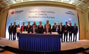 Çinli enerji devi Yunanistan pazarına giriyor
