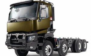 Renault Trucks'ın yeni elektrikli araç serisi yolda