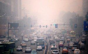 Çin'in Tangshan kentinde ağır sanayiye 5 gün mola