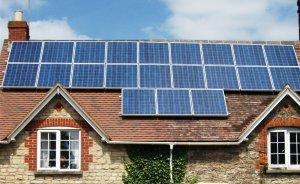 2030'a kadar 72 milyon ev daha elektriğini güneşten sağlayacak