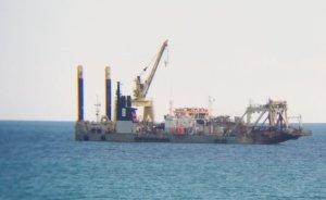 TürkAkım kıyı geçişi çalışmaları başladı