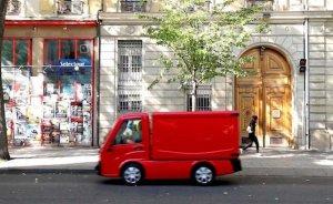 Bulgaristan'da elektrikli kamyonet üretimine başlandı