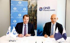 EBRD'den QNB Finansleasing'e enerji verimliliği kredisi