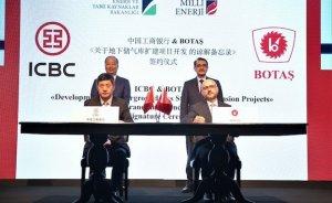 Çin ve Türkiye doğalgaz işbirliğini artırıyor