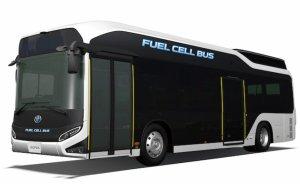 Güney Kore hidrojen yakıtlı otobüse hazırlanıyor