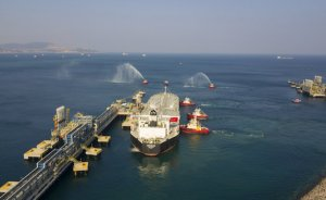 Star Rafinerisi'ne ilk petrol ulaştı