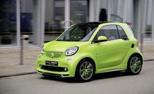 Alman Daimler Çin'de elektrikli araç üretmeyi planlıyor