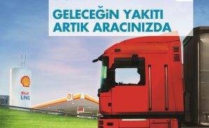 İlk LNG'li kamyonlar Türkiye karayollarında!