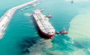İstanbul 3. Havalimanı'na ilk jet yakıtı tankeri ulaştı
