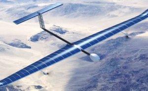 Güneş enerjili insansız hava aracı rekor kırdı