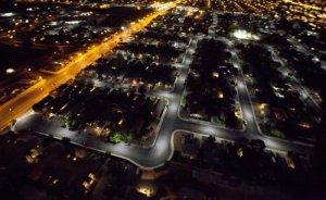 Şehir aydınlatmasında yüksek verimlilik arayışı