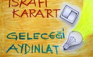 Dicle Elektrik'in afiş yarışmasında 3 öğrenciye burs ödülü