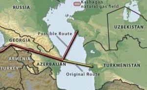 Rusya'dan Trans Hazar boru hattı için tüm ülkelerin onayı şart açıklaması