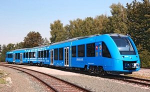 Alstom'un hidrojen yakıtlı treni Almanya'da hizmette