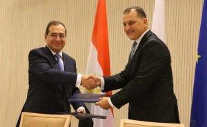 Güney Kıbrıs gazı Mısır yolcusu