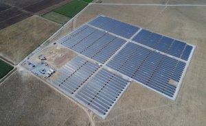 Akfen'in Konya'daki 3 güneş santrali elektrik üretmeye başladı