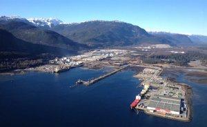 Kanada Asya gaz rotasını kısaltacak