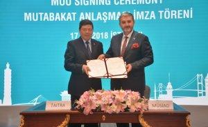 Türkiye - Tayvan ticari ilişkileri geliştirilecek