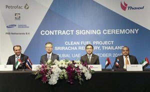 Samsung Tayland'da rafineri yenileyecek