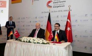 Almanya ve Türkiye enerji işbirliğini hızlandıracak