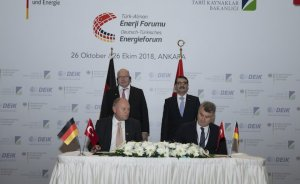 Jeotermalde Türk-Alman işbirliği anlaşması