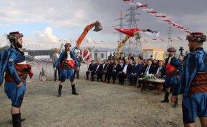 Tavas Belediyesi'nin 1 MW'lık GES'i elektrik üretimine başladı