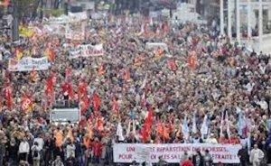 Fransa'da bir grev çağrısı daha