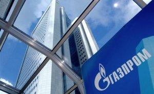 Gazprom'un üretimi bu yıl % 6 arttı