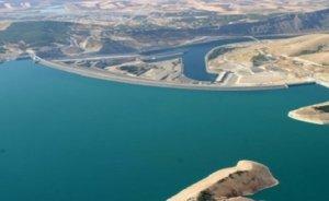 Dicle Barajı'nın bir kapağı koptu