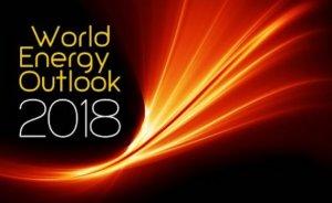 Dünya Enerji Görünümü 2018 Türkiye raporu sunulacak