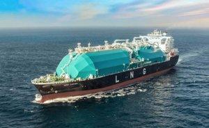 Bir ABD LNG kargosu daha Ocak'ta Türkiye'de