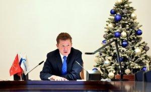 Gazprom'un ihracatı 201 milyar metreküpü aştı