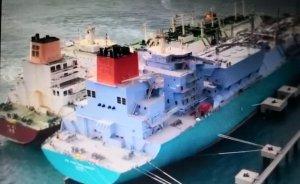 Dörtyol Terminali'nde Botaş FSRU'ya LNG aktarımı başladı