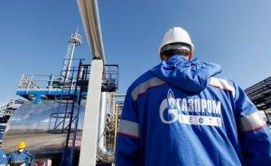 Gazprom'un doğalgaz ihracatı %3,1 arttı