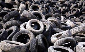 Nevşehir'de eski lastikler geri kazanılacak
