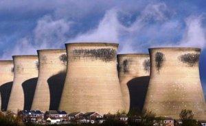 Çin'in Hebei Eyaleti'nde kömür santralleri denetleniyor