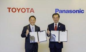 Toyota ve Panasonic EV'ler için batarya üretecek